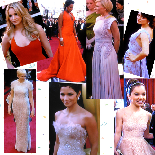 Oscars 2011 Red Carpet