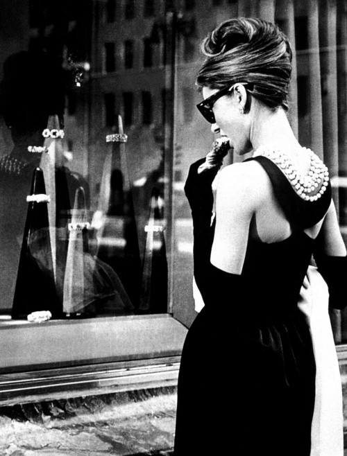 breakfast at tiffanys lbd