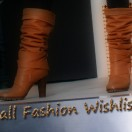 Dedicated: Fall Fashion Wishlist