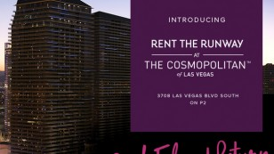 rent the runway the cosmopolitan las vegas