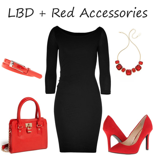 3 Valentine's Day Outfits for Women Who Don't Like Red | Lollie ...