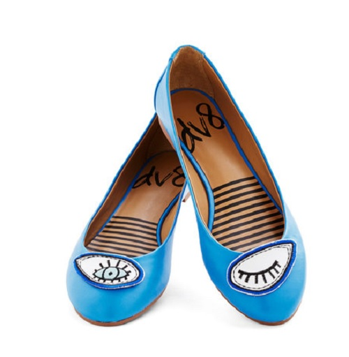 Icon Do Anything Flat in Eye by Dolce Vita, $44.99 at ModCloth.com