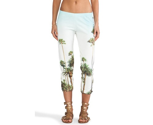 All Things Fabulous LA Palm Tress Sweats, $121.00 at Revolve