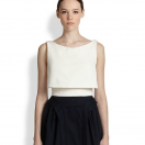 Pair It with This: Sculptural Crop Tops