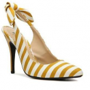 Try This for Spring: Yellow + White