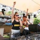 Seen in Las Vegas: Icona Pop at REHAB