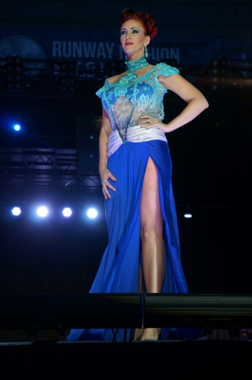 blue party fashion 10