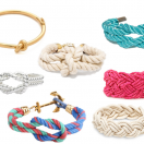 The It Accessory: Sailor's Knot Bracelet