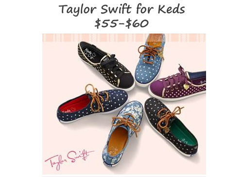 taylor swift for keds