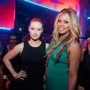 Seen in Las Vegas: Laverne Cox and Iggy Azalea