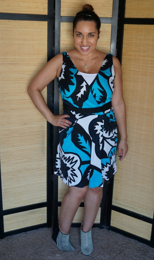 dvf dress outfit