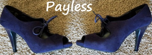 payless shoes outfit