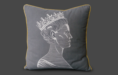 royal decorative pillow 1