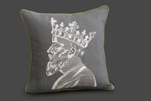 royal decorative pillow 2