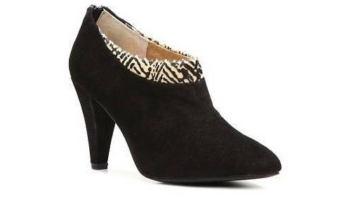 Seychelles By Chance Printed Bootie, $70