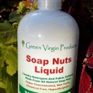 Product Review: Green Virgin Soap Nuts Liquid Laundry Detergent