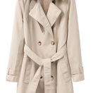 Under $100: Beige Trench Coats