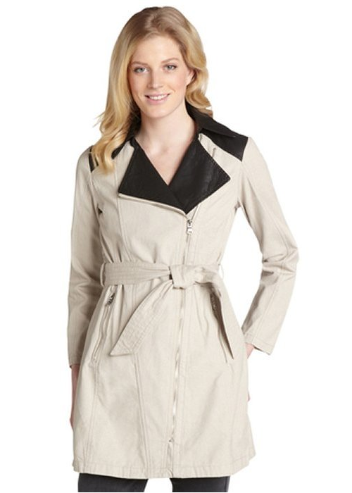 Marc New York Cali-Trench, $66 at Bluefly.