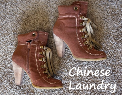 chinese laundry utility booties 1