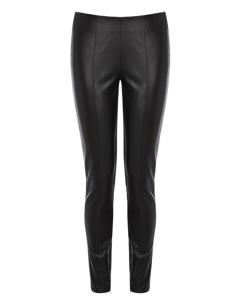 warehouse leather leggings