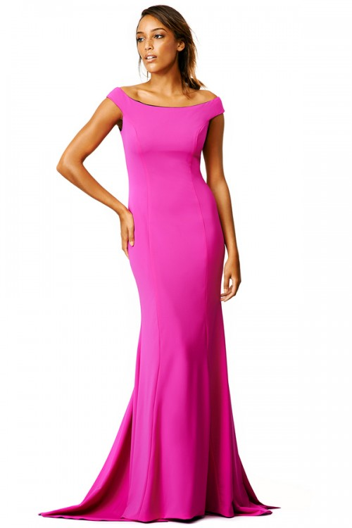 Christian Siriano Subtlety Gown, $200 rental price (4-day rental)