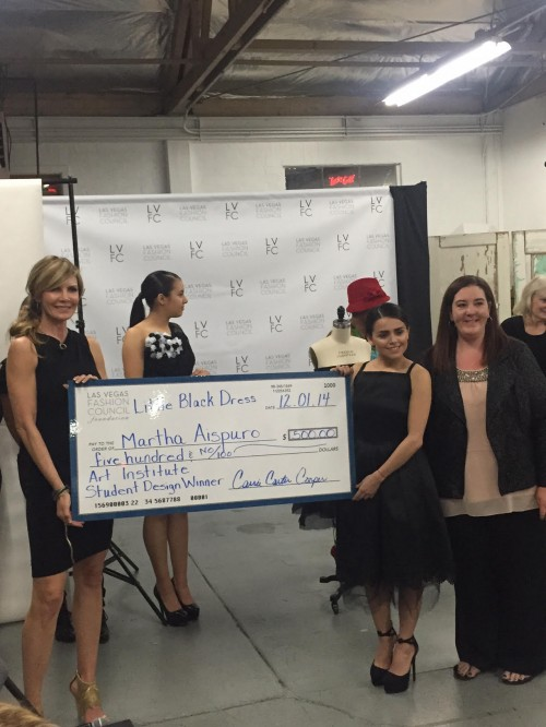 Check presentation from LBD - Martha Aispuro