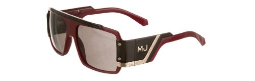 Marsala red Marc Jacobs sunglasses, $95