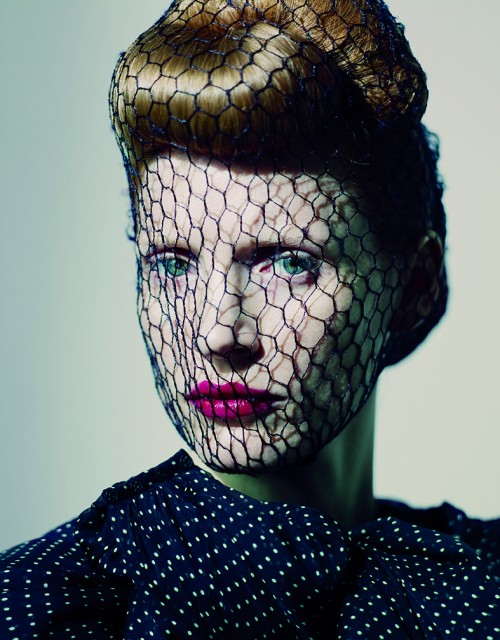 Jessica Chastain by Paolo Roversi
