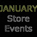 Go Shop Vegas: January Events