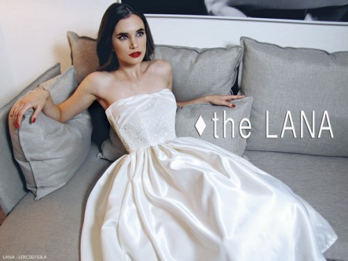 lauren elaine bridal reception collection the lana