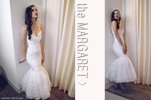 lauren elaine bridal reception collection the margaret