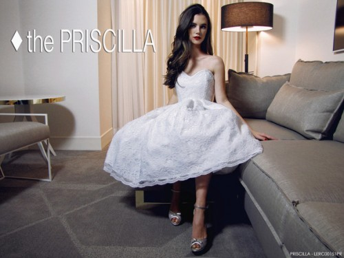 lauren elaine bridal reception collection the priscilla