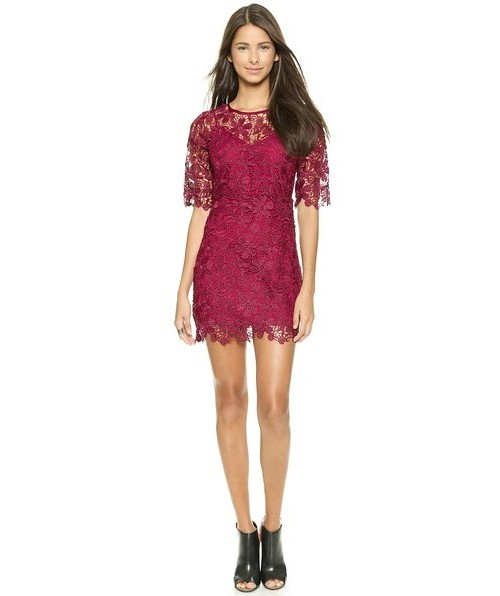 re:named Lace Dress, on sale for $61.60