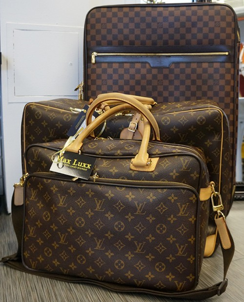 max luxx louis vuitton luggage