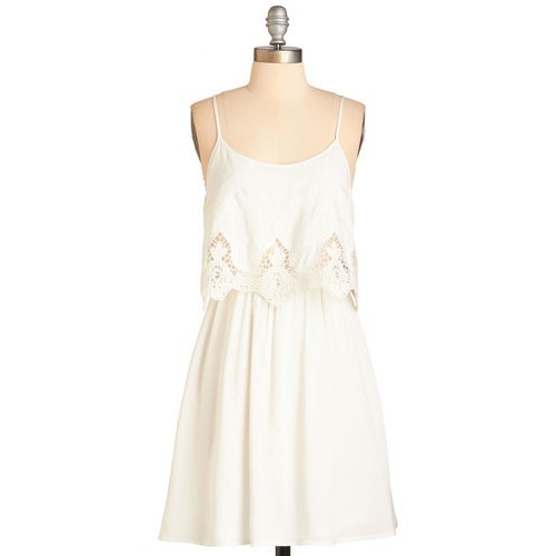 BIZZ INC DBA EN CREME Swoon All Afternoon Dress, $60