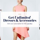 Rent Unlimited Dresses