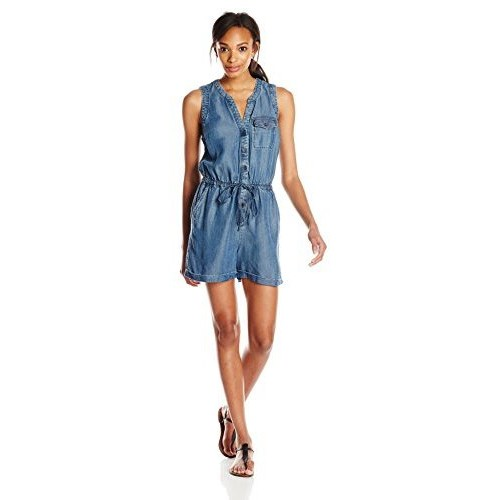 Lucky Brand Women's Tencel Romper, $99