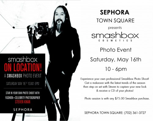 Smashbox TS Flyer