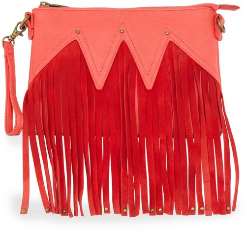 Urban Original Lover Fringe Clutch, $49