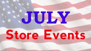 july store events