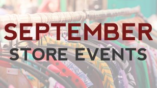 September store events