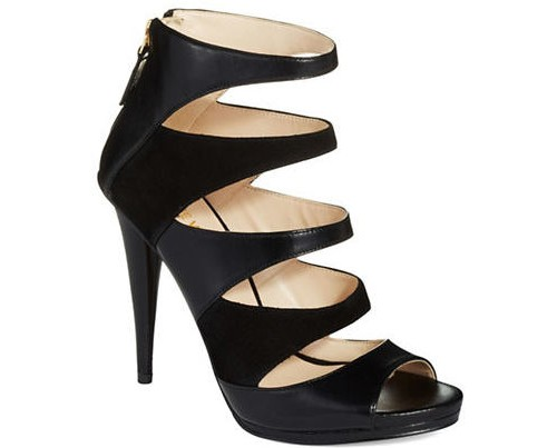 Nine West Caged Heels, $77