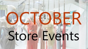 October Store Events