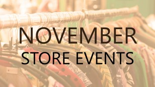 November store events