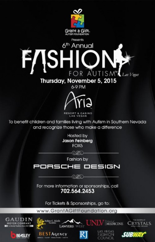 fashion for autism