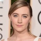 Get the Look: Saoirse Ronan at the Golden Globes
