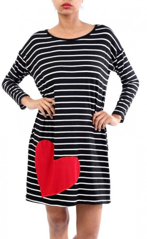Dollz Heart Dress, $39
