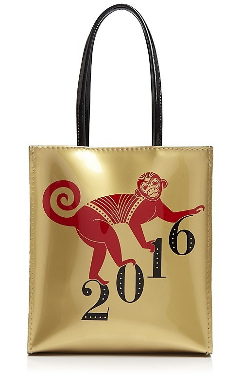 Bloomingdale's Little Monkey Tote Bag, $26