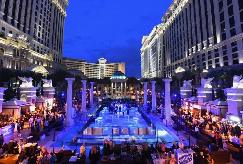 A general view of Vegas Uncork'd by Bon Appetit's Grand Tasting event at Caesars Palace on April 24, 2015 in Las Vegas, Nevada.  (Photo by Ethan Miller/Getty Images for Vegas Uncork'd by Bon Appetit)