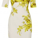 Under $100: Yellow Floral Dresses